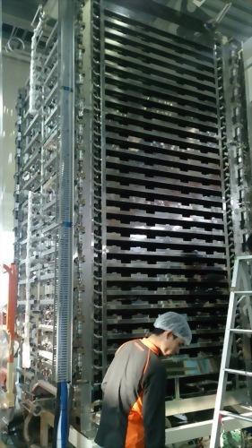 半導體設備白鐵架台