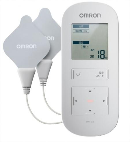 歐姆龍溫熱低週波治療器HV-F311