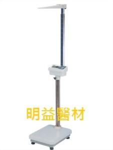 電子體重秤/附身高尺