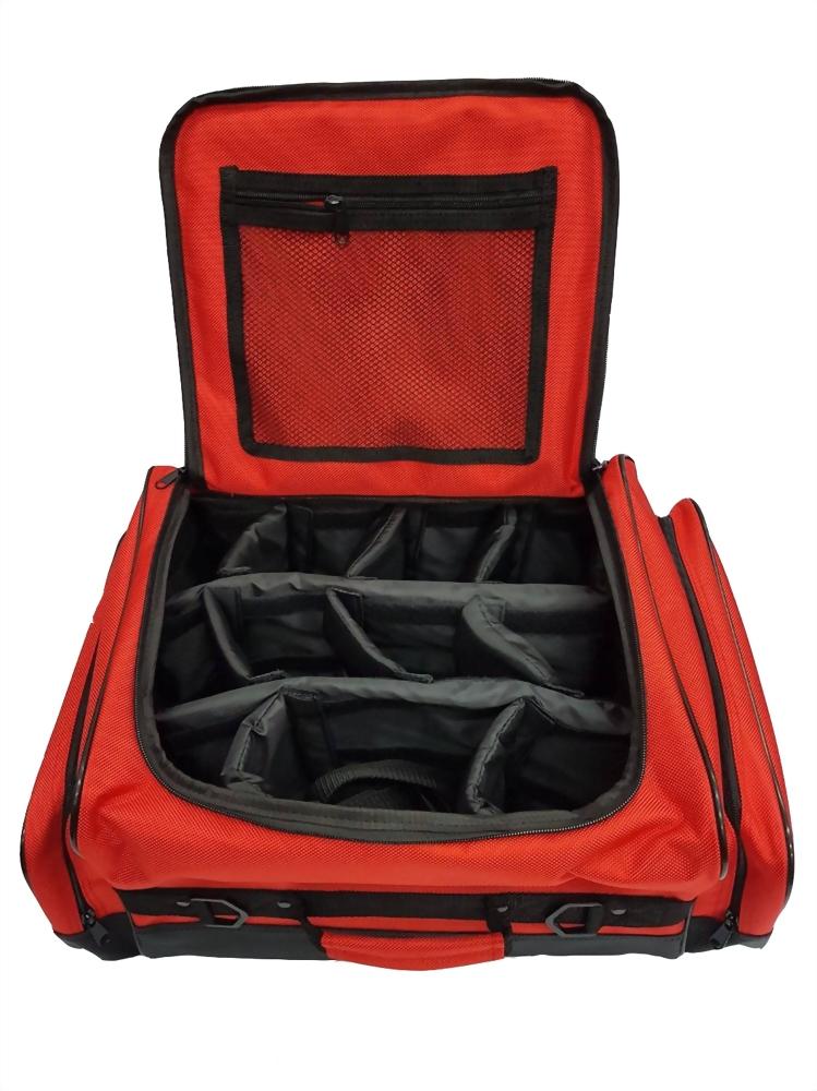 手提揹式急救袋11格(空袋)