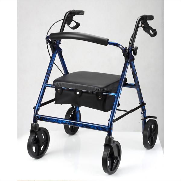 鋁合金四輪助行車..一般型