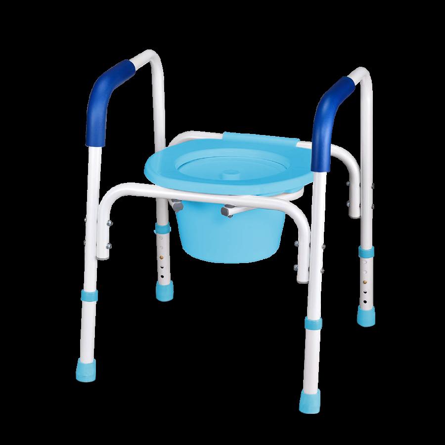 無背固定型便器椅