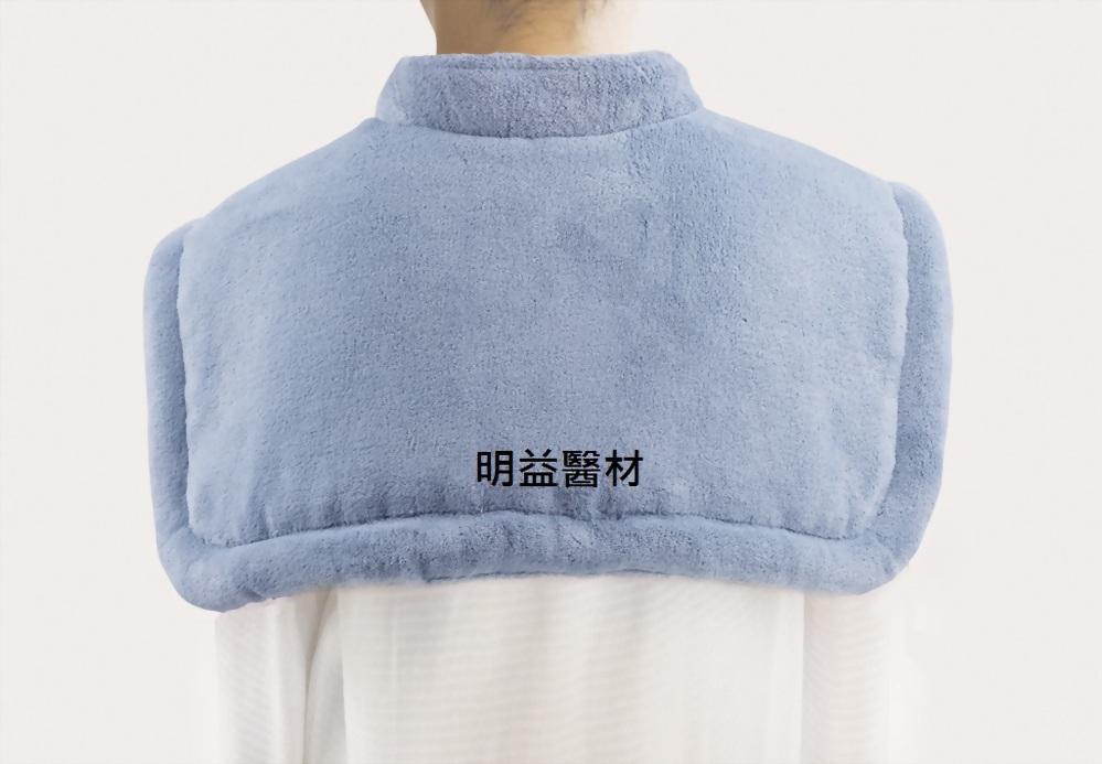 三樂事暖暖頸肩雙用熱敷柔毛墊