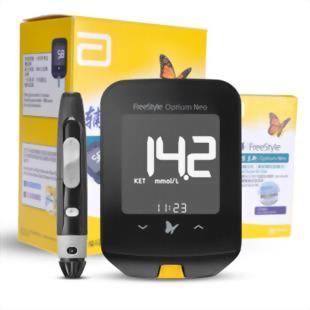 亞培輔理善越佳型-至新血糖血酮監測系統