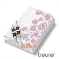 德國博依銀離子抗菌床墊型電毯(雙人雙控定時型)