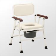 日式鐵製收合便器椅