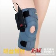 動力式熱敷護具/ 膝