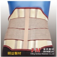 時尚A12吋腰痛保護帶(咖啡)