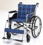 鋁合金輪椅..經濟型
