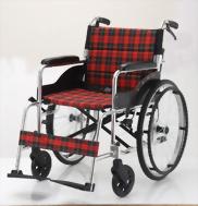 鋁合金輪椅..便利型