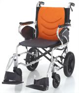 鋁合金掀腳輪椅..看護型