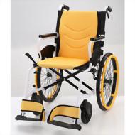 JW-X30-20 鋁合金輪椅..外出型
