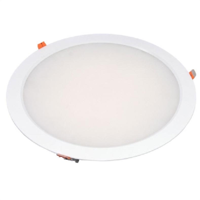 8吋草帽崁燈-25W