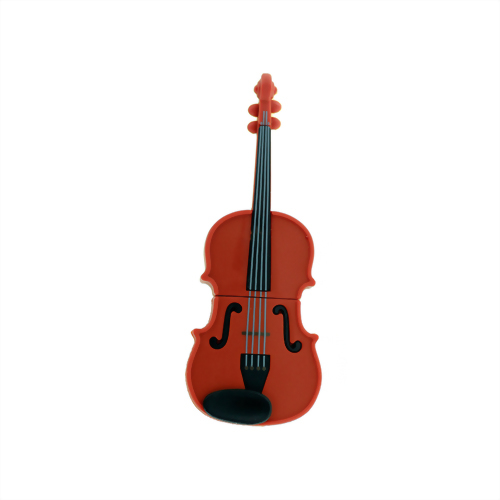 Xebe集比 8G 小提琴造型USB隨身碟