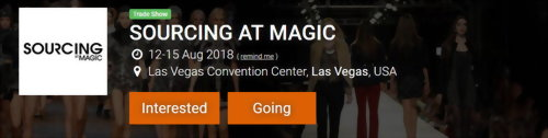 2018 Las Vegas Autumn and Winter Sourcing at Magic International Textile Exhibition | LOVETEX Hook and Loop