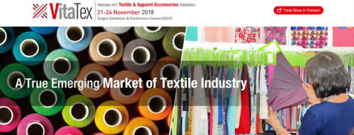 2018 The 18th Vietnam International Textile and Accessories Exhibition | LOVETEX Hook and Loop