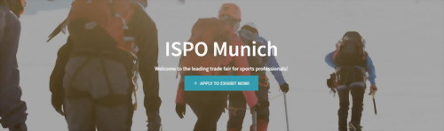 2019 Germany ispo Munich Sporting Goods Exhibition   LOVETEX Hook and Loop