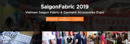 Vietnam Saigon Fabrics and Clothing Accessories Show in Vietnam in 2019 | LOVETEX Hook and Loop