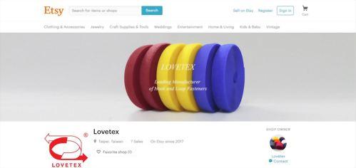 Online shopping for LOVETEX at Etsy.com