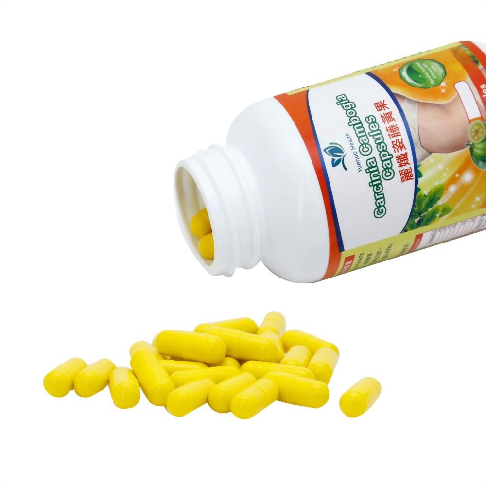 約諾麗孅姿藤黃果膠囊
