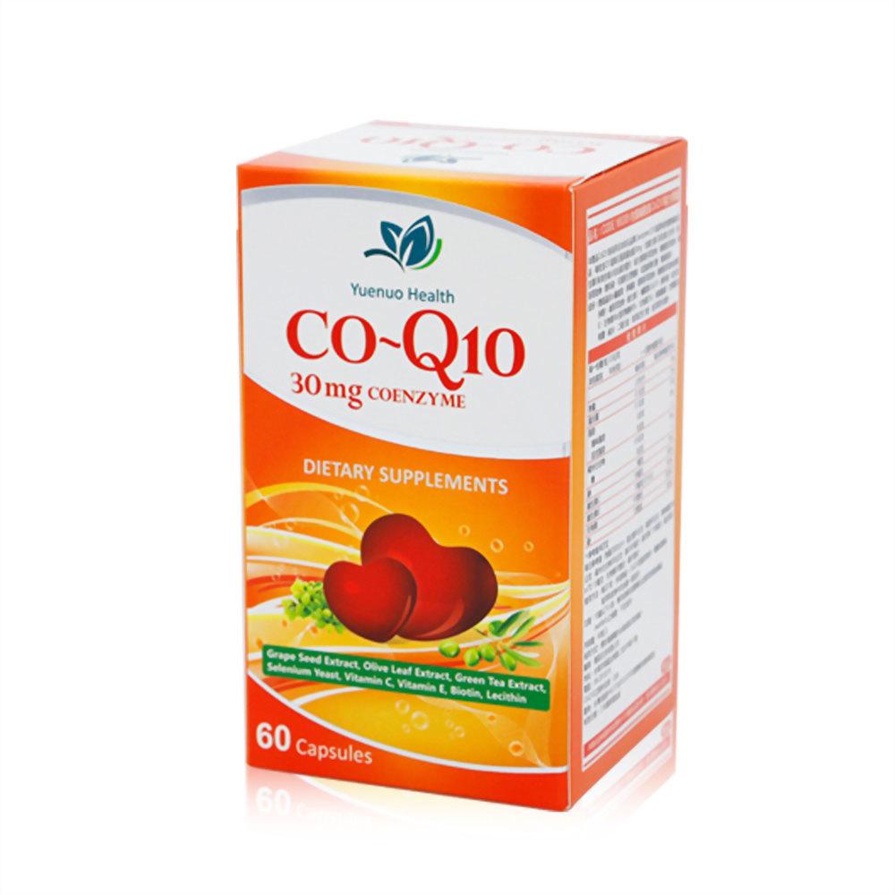 約諾輔酵素CoQ10複方膠囊