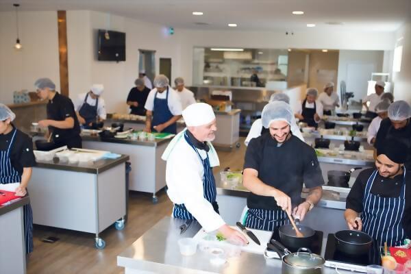 商業烹飪課程(Commercial Cookery)