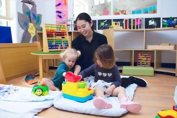 早期兒童教育和照護課程( Early Childhood Education and Care)