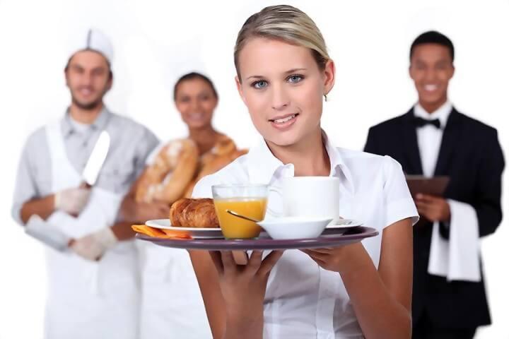英語學習課程+接待訓練(Hospitality)課程+Job Club協助