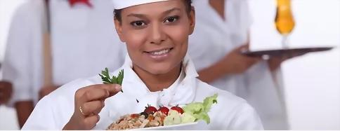 餐飲和服務文憑課程+帶薪實習(24週,32週)