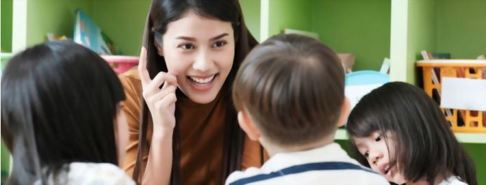早期幼兒教育文憑課程含無薪實習(77週)