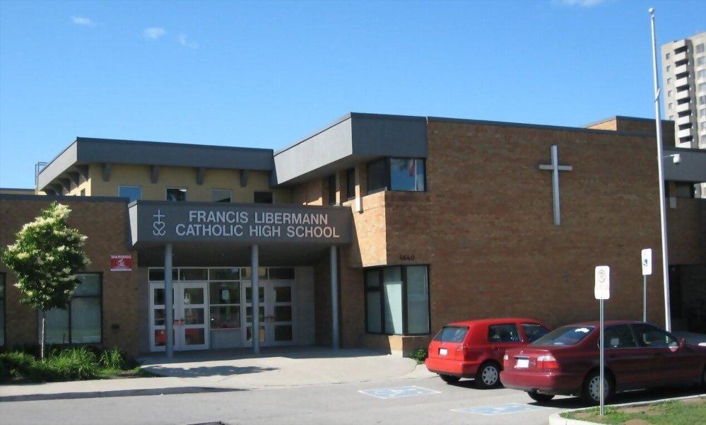 Francis Libermann Catholic High School 弗朗西斯利伯曼中學