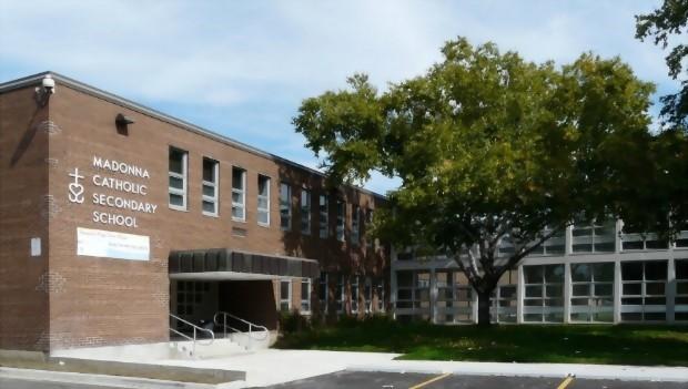 Madonna Catholic Secondary School 麥當娜天主教中學