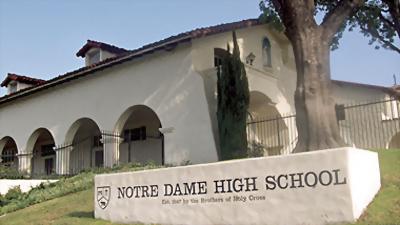 Notre Dame High School 聖母中學
