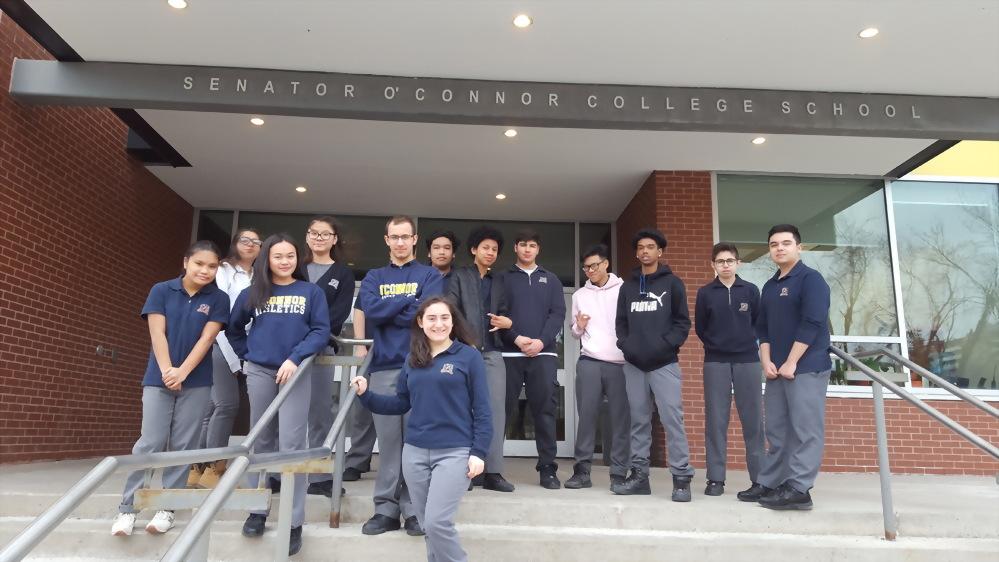 Senator O'Connor College School 奧康納中學