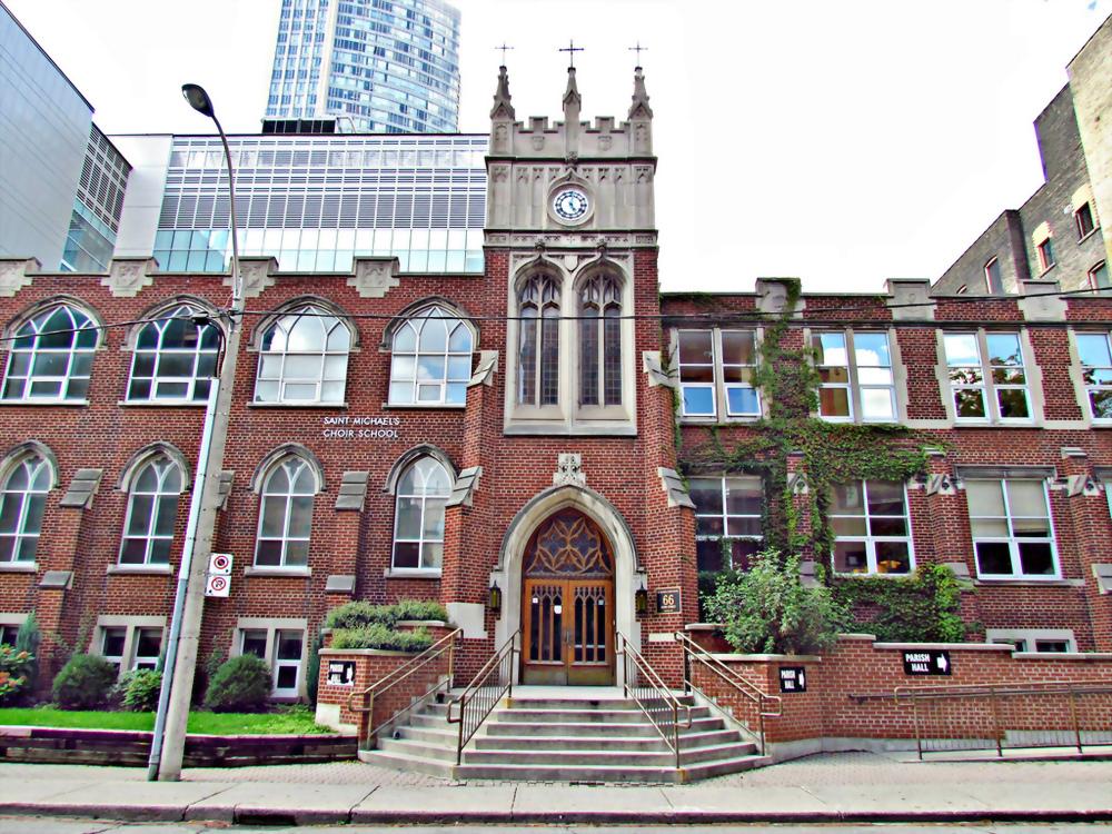 St Michael's Choir School 聖邁克爾學院中學