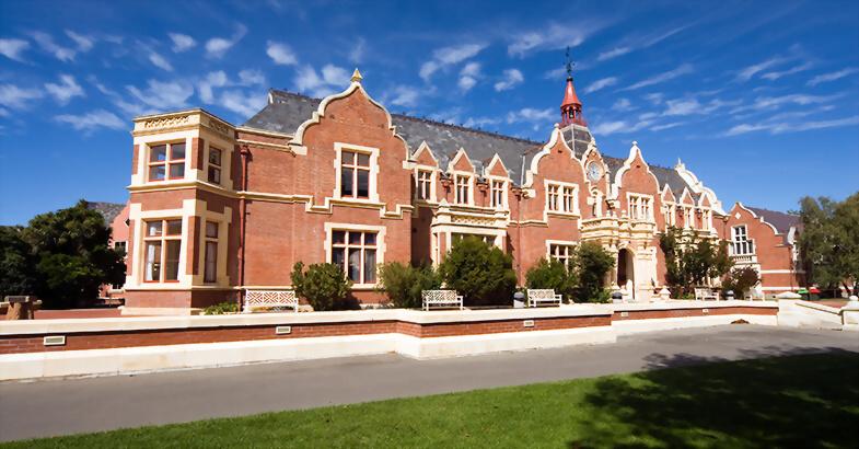 林肯大學 Lincoln University