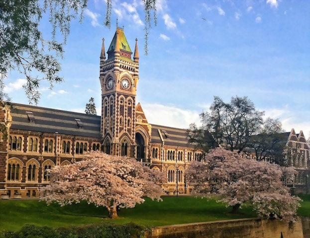 奧塔哥大學 University of Otago