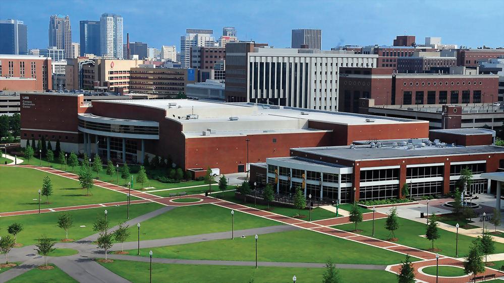 阿拉巴馬大學伯明罕分校 The University of Alabama at Birmingham
