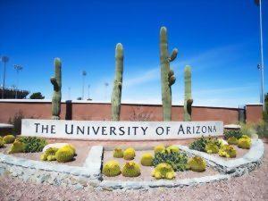 亞利桑那大學 University of Arizona
