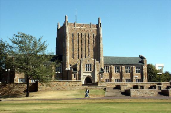 塔爾薩大學 University of Tulsa