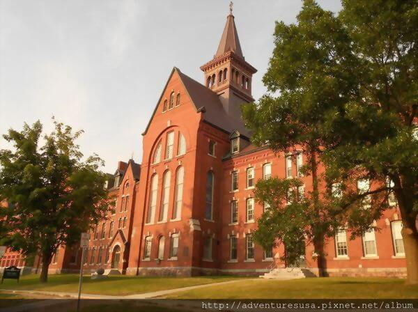 佛蒙特大學 The University of Vermont