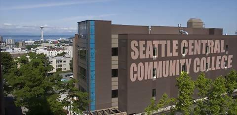 西雅圖中央學院 Seattle Central College