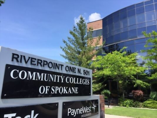 斯波坎學院 Community Colleges of Spokane