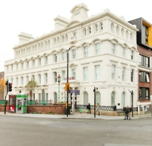 利物浦約翰摩爾斯大學 Liverpool John Moores University