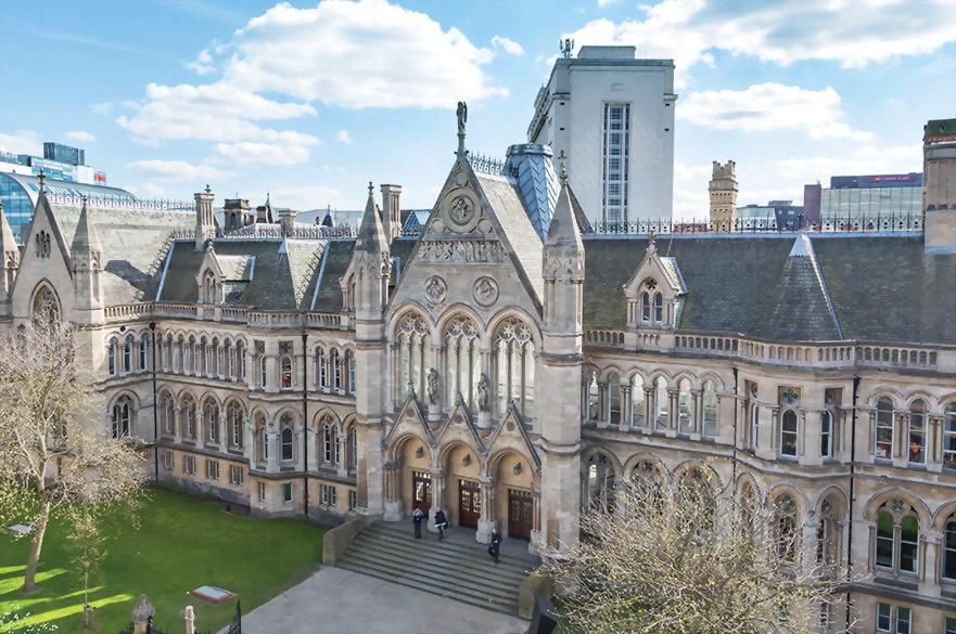 諾丁漢特蘭特大學 Nottingham Trent University