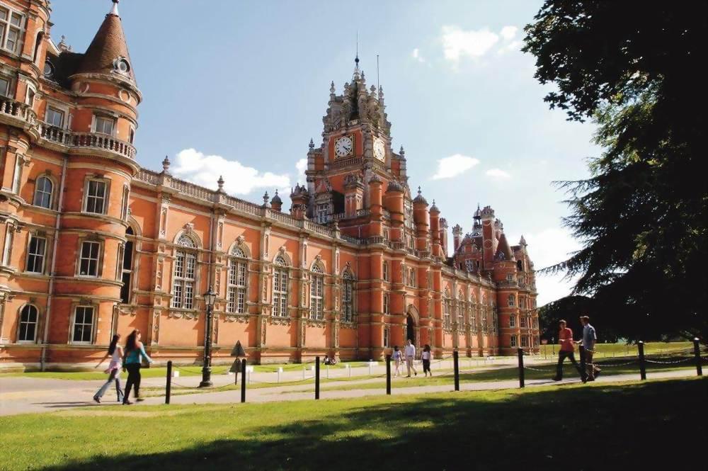 倫敦大學皇家哈洛威學院 Royal Holloway, University of London