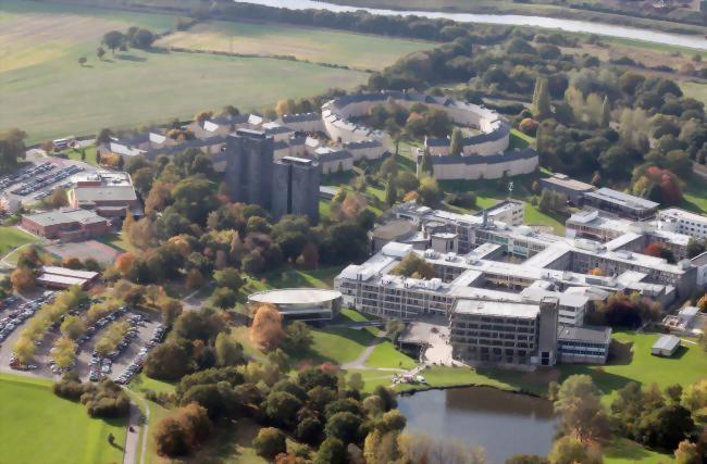 艾塞克斯大學 University of Essex