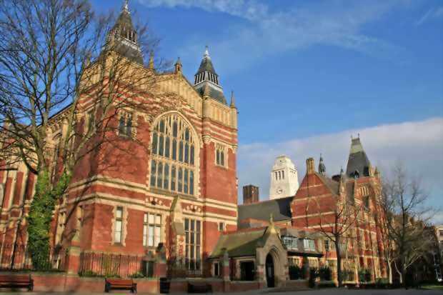 里茲大學 University of Leeds
