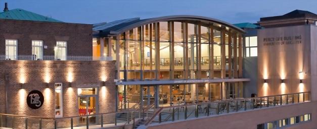 萊斯特大學 University of Leicester
