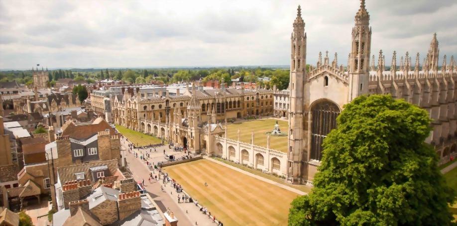 2020暑期遊學團-英國劍橋密集課程(4週)+法比荷德35天